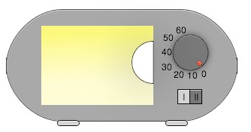 microwave oven with requirements